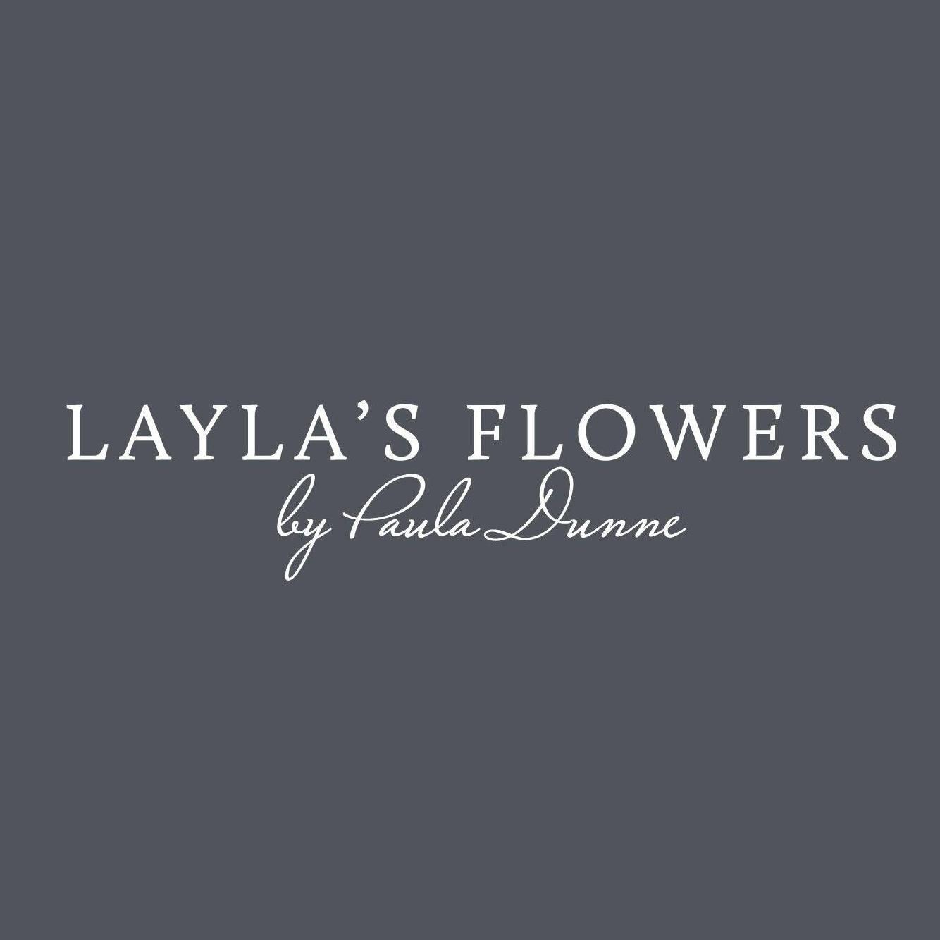 Layla's Flowers by Paula Dunne